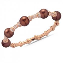 Flexible Bangle 'Chocolate'...
