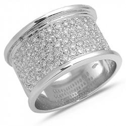 Diamond Pavè Ring