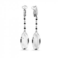Black Diamonds Rock Crystal...