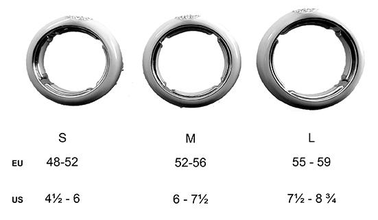 misure anelli