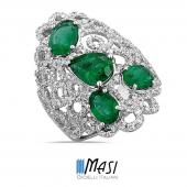 verde 🟢 #smeraldo green  #emerald * * #emeraldrings  #anellosmeraldo  #bestchoice #instaring  #anellodifidanzamento